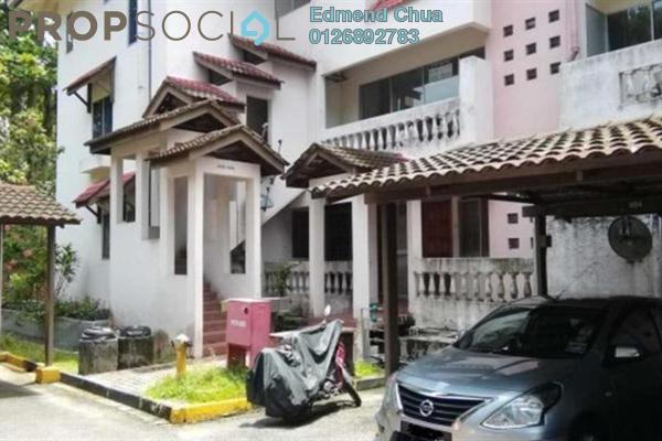 For Rent Condominium at Kiara Green, TTDI Freehold Semi Furnished 3R/3B 2.2k