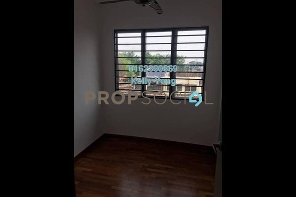 For Rent Terrace at Taman Sri Rampai, Setapak Freehold Semi Furnished 4R/4B 2.5k