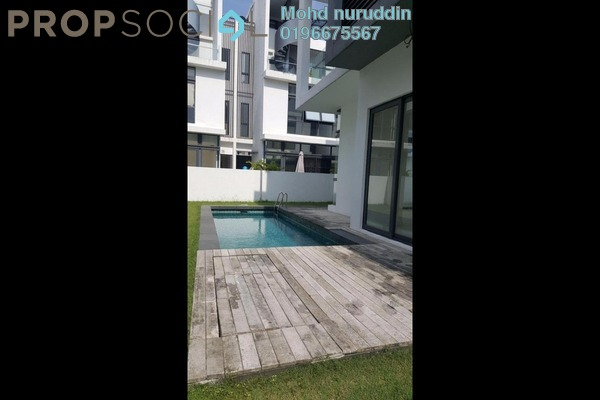 For Sale Semi-Detached at Lake Fields, Sungai Besi Freehold Semi Furnished 5R/6B 2.3m