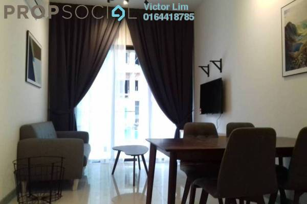 For Rent Condominium at South View, Bangsar South Freehold Fully Furnished 2R/1B 2.7k
