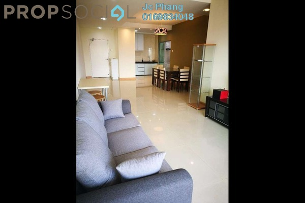 For Sale Condominium at Dynasty Garden, Kuchai Lama Freehold Fully Furnished 3R/2B 538k