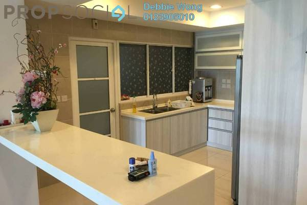 For Sale Condominium at Mont Kiara Meridin, Mont Kiara Freehold Fully Furnished 3R/3B 1.3m