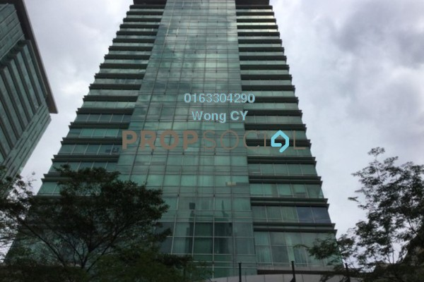 For Rent Office at Centrepoint, Mid Valley City Freehold Fully Furnished 0R/0B 3.5k