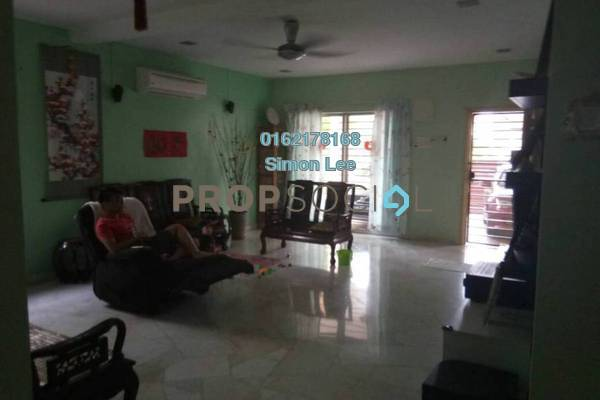 For Sale Terrace at Emerald West, Rawang Freehold Semi Furnished 4R/3B 750k