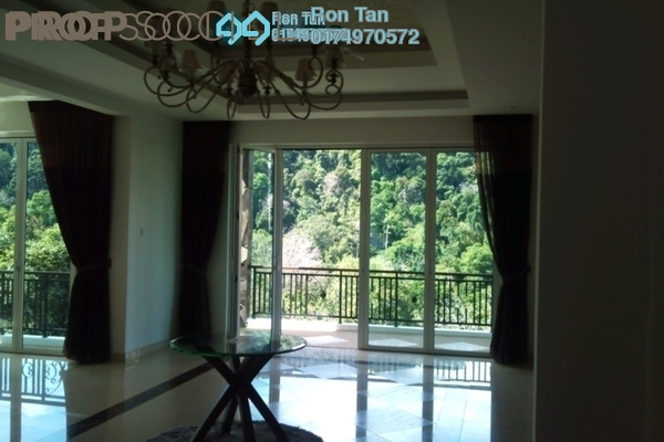 For Sale Bungalow at Hilltop Villas, Batu Ferringhi Freehold Fully Furnished 4R/7B 9m