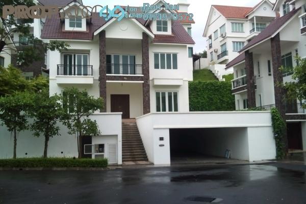 For Sale Bungalow at Hilltop Villas, Batu Ferringhi Freehold Unfurnished 4R/5B 4m