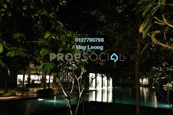 For Rent Condominium at Amaya Saujana, Saujana Freehold Semi Furnished 3R/3B 3.5k