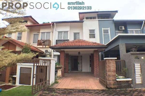 For Sale Terrace at Bukit Jelutong Timur, Bukit Jelutong Freehold Unfurnished 4R/3B 870k