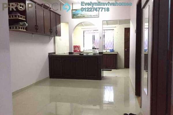 For Sale Terrace at SD3, Bandar Sri Damansara Freehold Semi Furnished 3R/3B 650k