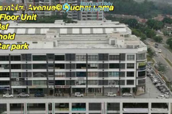 For Sale Shop at Seri Gembira Avenue, Kuchai Lama Freehold Semi Furnished 0R/0B 950k