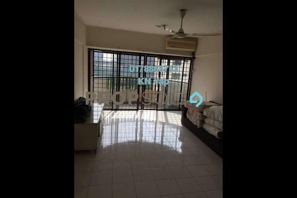 For Rent Condominium at Anjung Hijau, Bukit Jalil Freehold Semi Furnished 2R/2B 1.3k