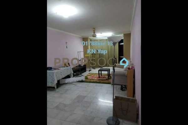 For Rent Condominium at Endah Regal, Sri Petaling Freehold Fully Furnished 3R/2B 1.5k