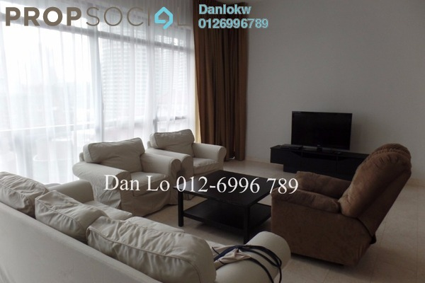 For Rent Condominium at Panorama, KLCC Freehold Fully Furnished 3R/4B 7.5k