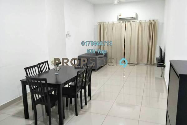 For Rent Condominium at Anyaman Residence, Bandar Tasik Selatan Freehold Fully Furnished 3R/2B 1.9k
