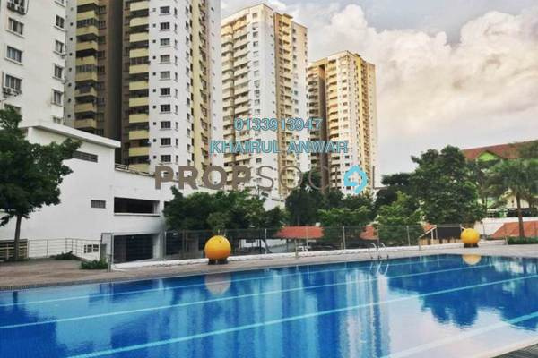 For Sale Condominium at Magna Ville, Selayang Freehold Unfurnished 3R/2B 310k