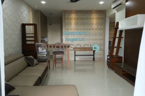 For Rent Condominium at A'Marine, Bandar Sunway Freehold Fully Furnished 3R/2B 5k