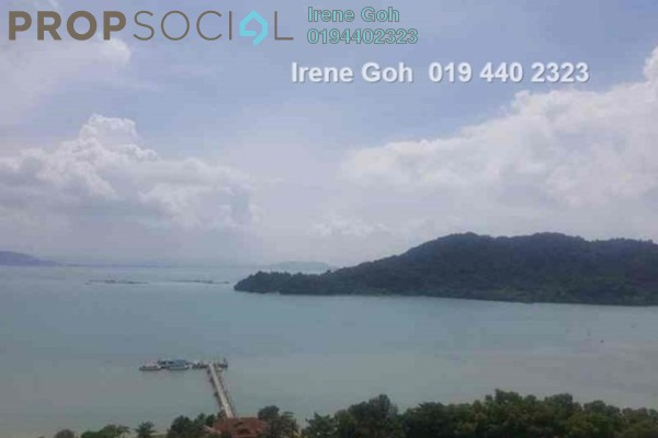 For Sale Condominium at Tropicana Bay Residences, Bayan Indah Freehold Unfurnished 3R/2B 900k