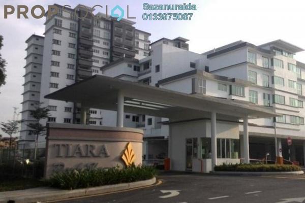 For Rent Condominium at Tiara ParkHomes, Kajang Freehold Fully Furnished 3R/2B 1.3k