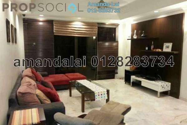 For Sale Condominium at Menara Duta 1, Dutamas Freehold Fully Furnished 3R/2B 650k