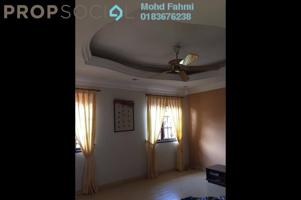 For Sale Bungalow at Suadamai, Bandar Tun Hussein Onn Freehold Semi Furnished 5R/6B 1.55m