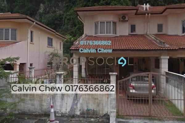 For Sale Terrace at Sunway Batu Caves, Batu Caves Freehold Unfurnished 4R/3B 554k