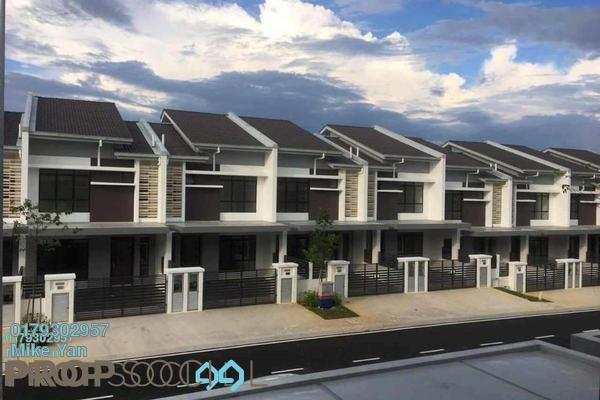 For Sale Terrace at M Residence 2, Rawang Freehold Unfurnished 4R/3B 480k
