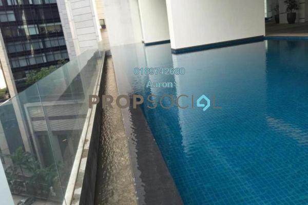 For Rent Condominium at Binjai 8, KLCC Freehold Semi Furnished 1R/1B 3.2k