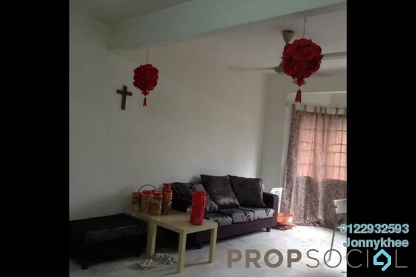 For Rent Apartment at Perdana Puri, Kepong Freehold Semi Furnished 3R/2B 900translationmissing:en.pricing.unit