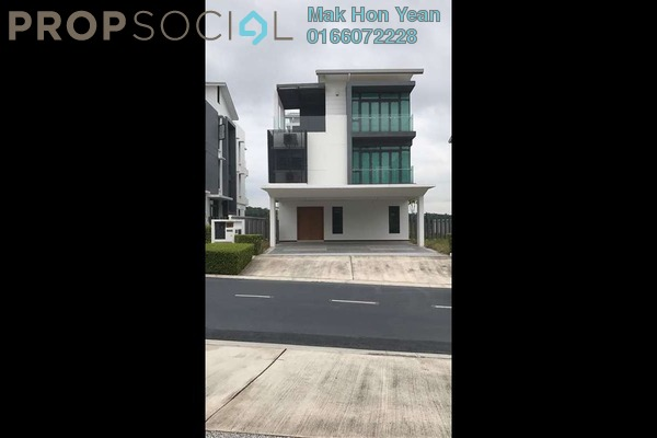 For Sale Bungalow at Sejati Residences, Cyberjaya Freehold Unfurnished 7R/7B 3.1m