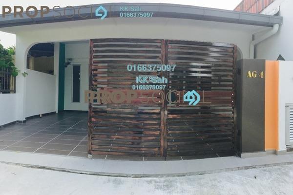 For Sale Link at Taman Desa Kenanga, Semenyih Freehold Semi Furnished 3R/2B 385k