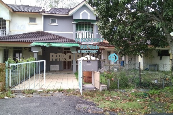 For Sale Link at Taman Teluk Gedung Indah, Port Klang Freehold Unfurnished 3R/3B 280k