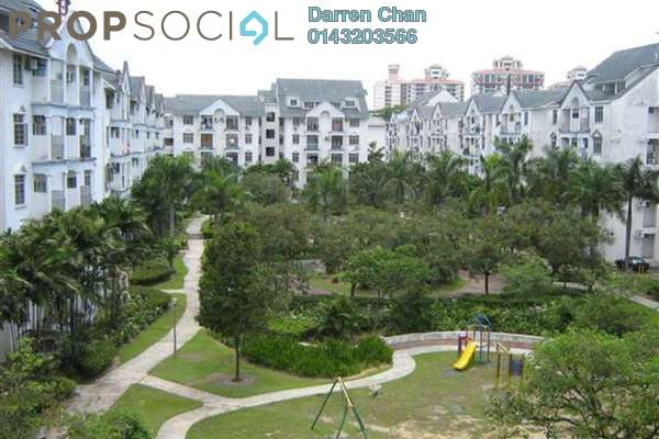 For Rent Condominium at Tiara Duta, Ampang Freehold Fully Furnished 3R/2B 1.5k