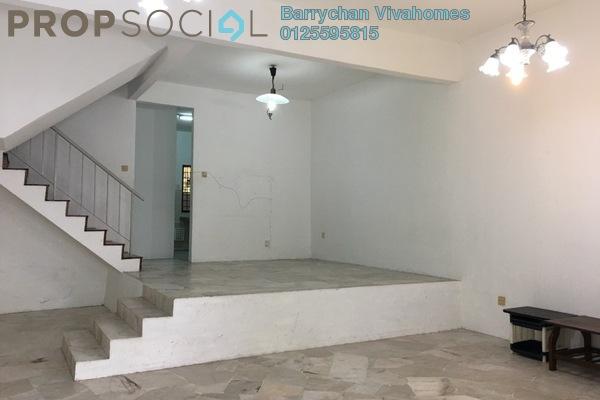 For Rent Terrace at SL7, Bandar Sungai Long Freehold Unfurnished 4R/3B 1.7k