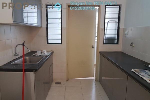 For Sale Condominium at Changkat View, Dutamas Freehold Semi Furnished 3R/2B 550k