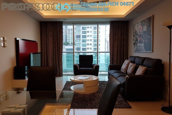 For Rent Condominium at Solaris Dutamas, Dutamas Freehold Fully Furnished 2R/2B 4.95k