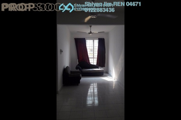 For Rent Condominium at 162 Residency, Selayang Freehold Semi Furnished 3R/2B 1k