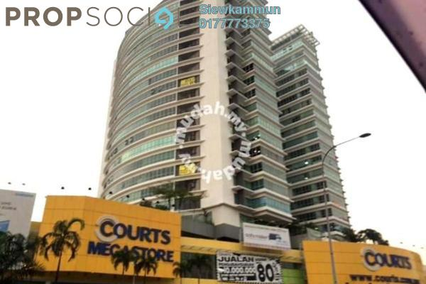 For Rent Shop at 8trium, Bandar Sri Damansara Freehold Unfurnished 1R/1B 1.4k