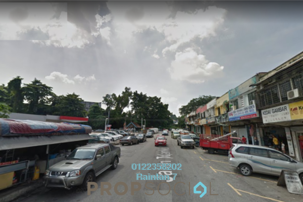 For Rent Office at Salak South Garden, Sungai Besi Freehold Unfurnished 4R/2B 1.3k