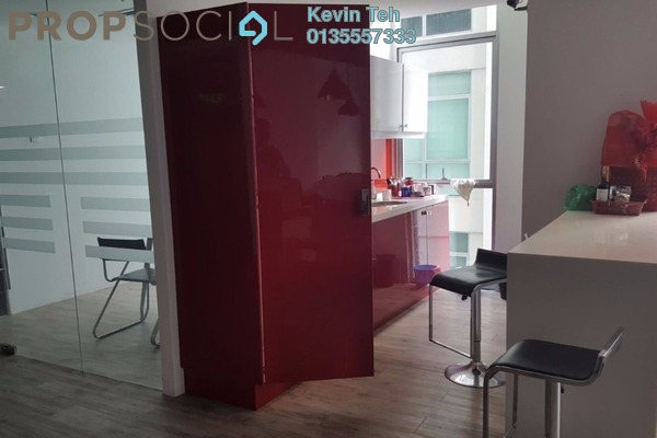 For Rent Office at Solaris Dutamas, Dutamas Freehold Fully Furnished 0R/0B 9.5k