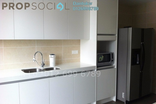 For Rent Condominium at K Residence, KLCC Freehold Fully Furnished 3R/2B 8.5k