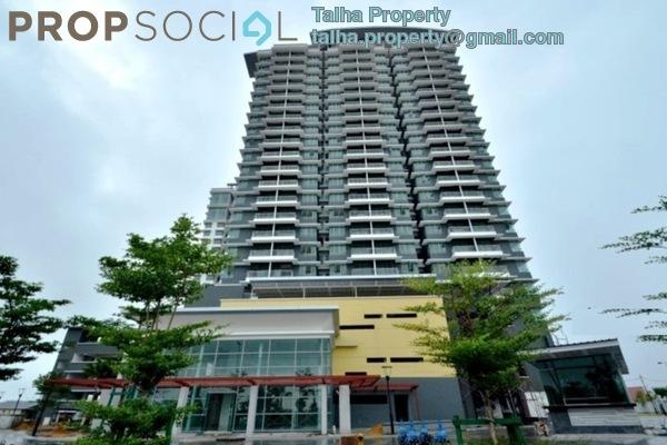 For Rent Condominium at Vega Residensi, Cyberjaya Freehold Semi Furnished 2R/2B 1.45k