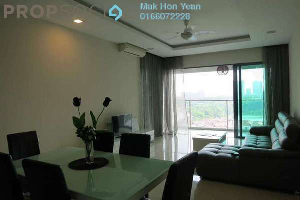 For Sale Condominium at A'Marine, Bandar Sunway Freehold Semi Furnished 3R/2B 1.15m
