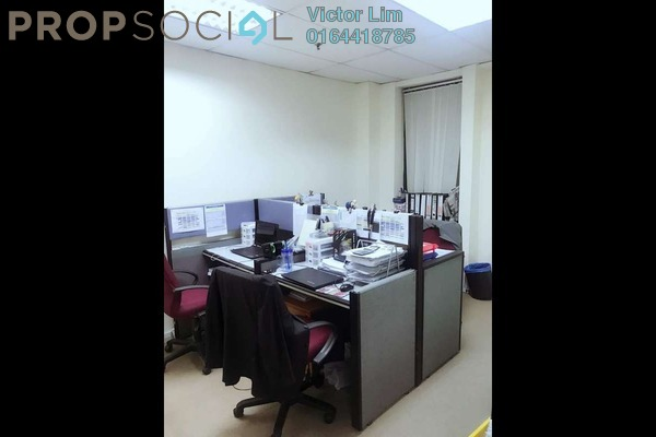 For Rent Office at Megan Avenue 2, KLCC Freehold Semi Furnished 0R/0B 6.36k