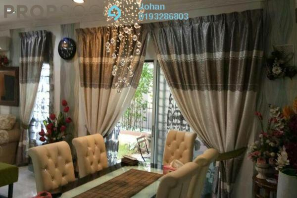 For Sale Semi-Detached at Taman Aman Perdana, Meru Freehold Semi Furnished 4R/3B 750k