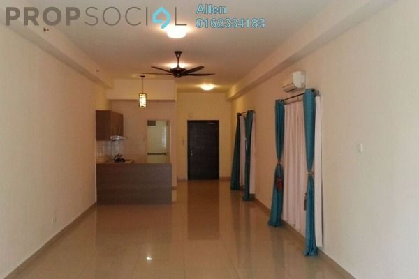 For Rent Condominium at Windsor Tower, Sri Hartamas Freehold Semi Furnished 1R/1B 1.5k