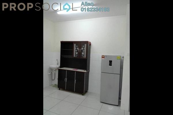 For Rent Condominium at Platinum Lake PV20, Setapak Freehold Semi Furnished 3R/2B 1.6k