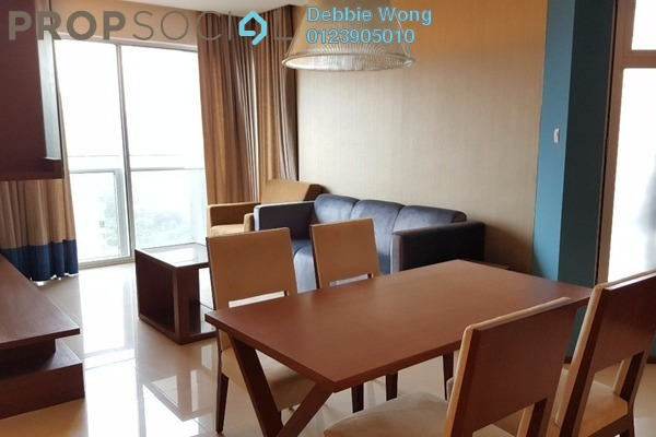 For Sale Condominium at VERVE Suites, Mont Kiara Freehold Fully Furnished 3R/2B 1.3m