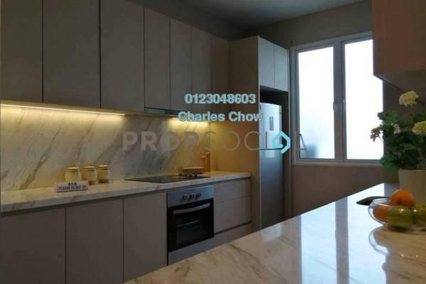 For Rent Terrace at Bandar Teknologi Kajang, Semenyih Freehold Semi Furnished 5R/5B 2k