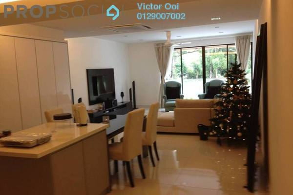 For Sale Condominium at Papillon Desahill, Taman Desa Freehold Fully Furnished 3R/3B 1.5m