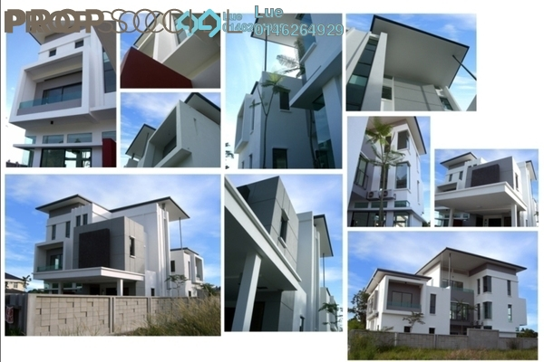 For Rent Bungalow at Taman Bukit Meringin, Kajang Freehold Fully Furnished 7R/7B 10k